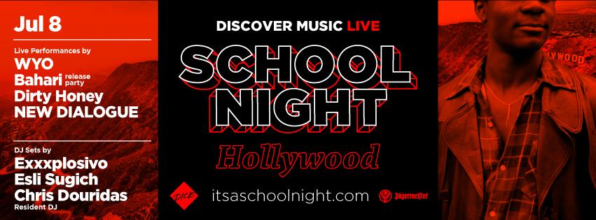 School Night @Bardot