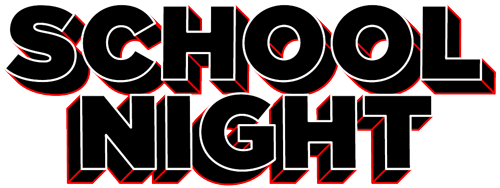 School Night Logo